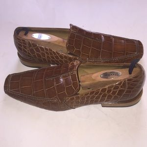 Men's Exotic Loafers